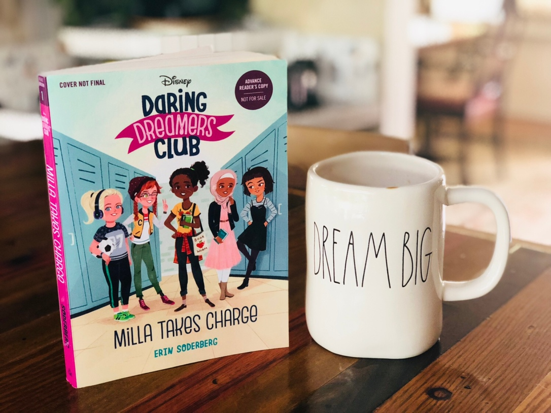 Daring Dreamers Club: Milla Takes Charge by Erin Soderberg
