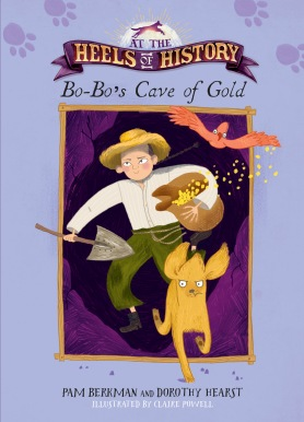 BO-BO'S CAVE OF GOLD cover