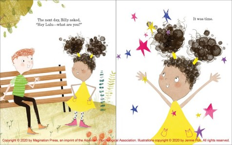 LULU THE ONE AND ONLY by Lynnette Mawhinney, illus by Jennie Poh_1
