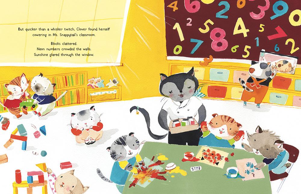 Clover Kitty Goes To Kittygarten-2