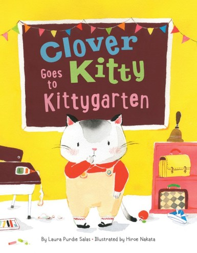 CLOVER KITTY GOES TO KITTYGARTEN low res cover