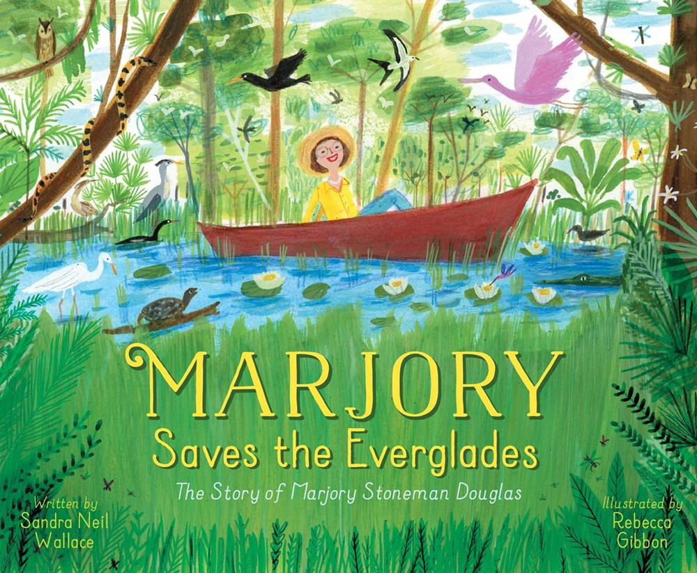 MARJORY SAVES THE EVERGLADES low res
