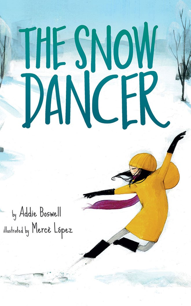 The Snow Dancer low-res