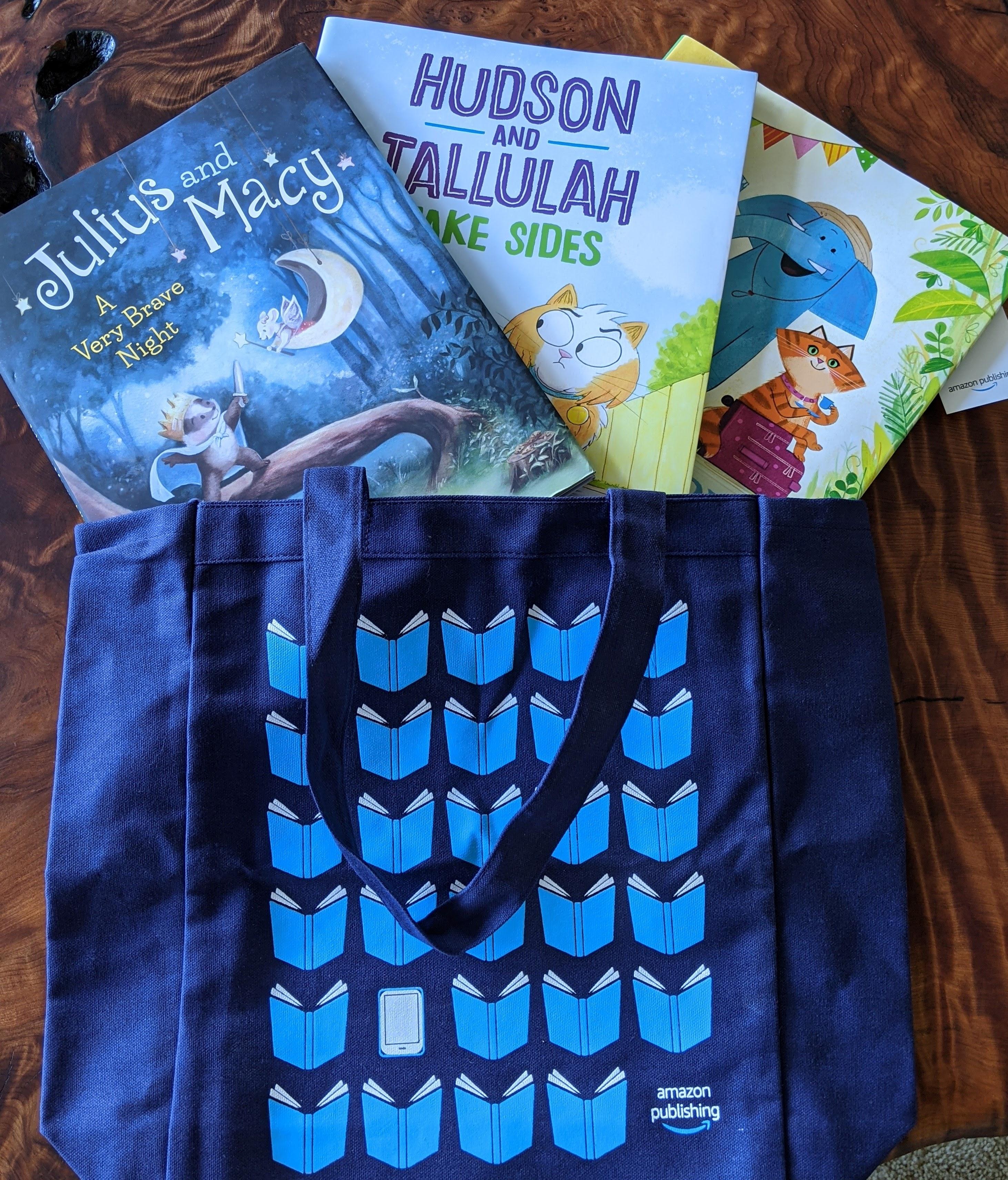 Amazon 2021 giveaway_3 books