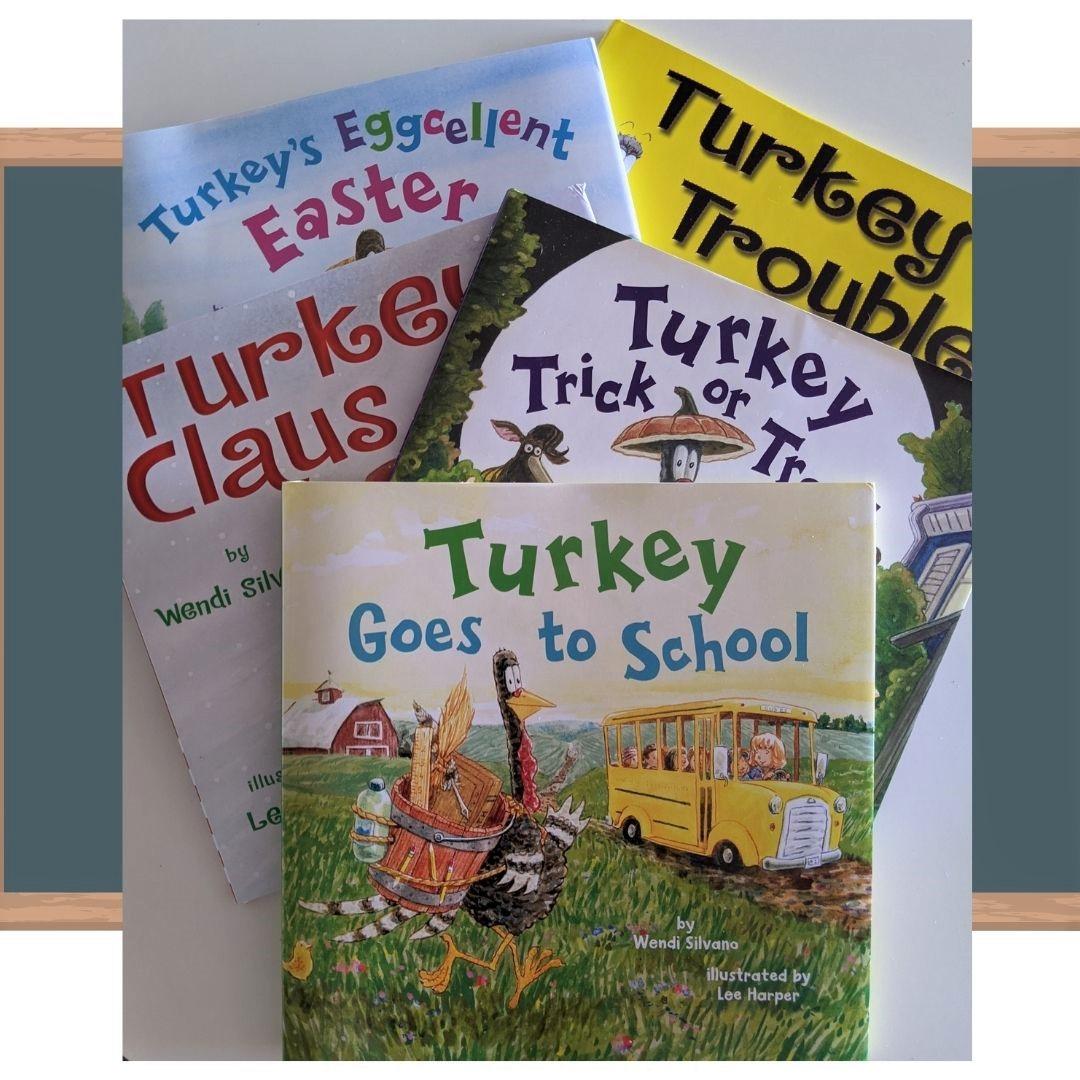 Turkey giveaway_5 books final